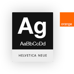 Font-logo